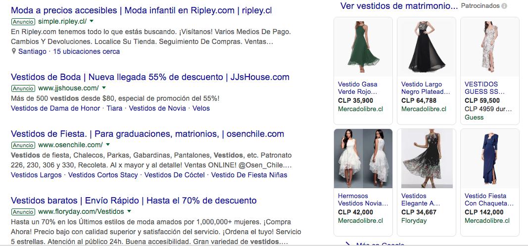 d56de7084 Vestidos de fiesta mercado libre chile - Vestidos a la moda en ...