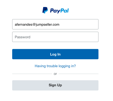 paypal plus login